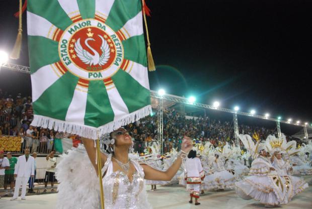 A força que vem da comunidade da Estado Maior da Restinga Vinícius Roratto, Especial/