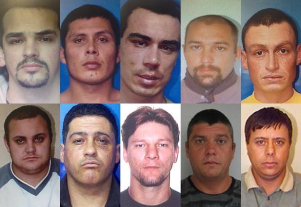 4b8352529 Os dez mais procurados desafiam a polícia - Diário Gaúcho