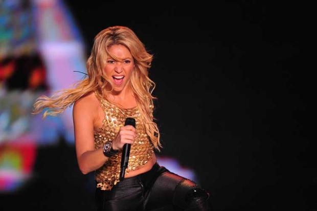 Shakira confirma show em Porto Alegre Jefferson Botega/