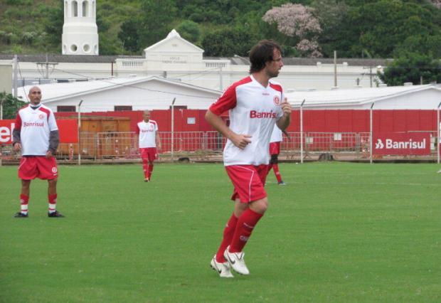 Cavenaghi terá de mostrar serviço para substituir Damião durante a Copa América Diego Guichard/Agencia RBS