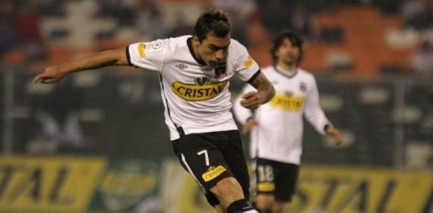 Em entrevista, Paredes despista sobre negociação com o Grêmio divulgação/site Colo Colo /
