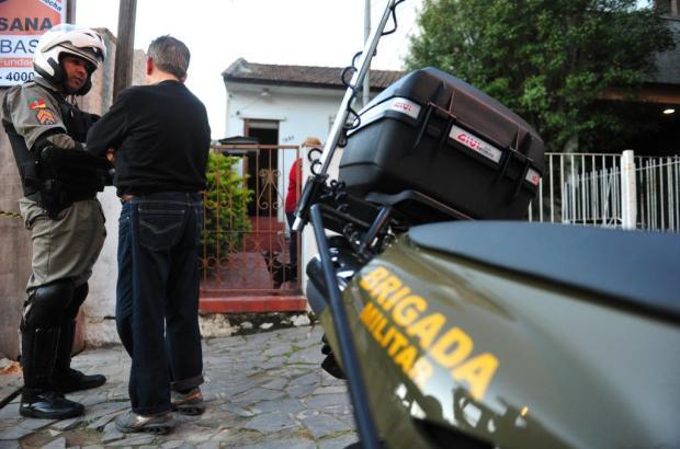 Condutores notificados pela BM da Capital alegam que multas não são suas Diego Vara/Agencia RBS
