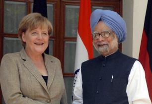 Alemanha convoca embaixador iraniano por incidente com avião de Merkel RAVEENDRAN/AFP