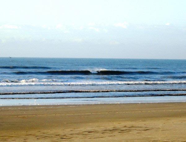 Boas condições para o surfe no litoral sul-brasileiro Ki Fornari/