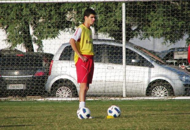 Zé Roberto é poupado e Oscar volta a treinar Diego Guichard/Agência RBS
