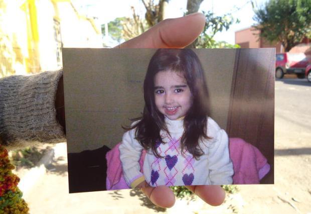 Dois homens são condenados por morte de menina de 4 anos em Cachoeirinha Eduardo Torres/Especial