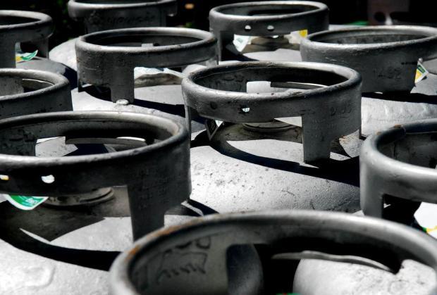 Botijão de gás de cozinha fica 12,2% mais caro a partir desta quarta-feira Marcelo Oliveira/