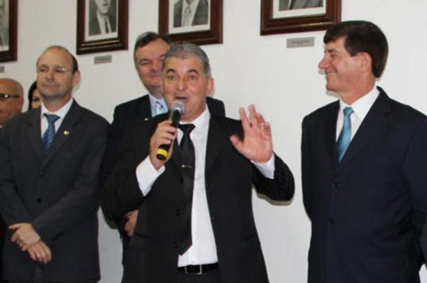 Acimar Silva assume prefeitura de Gravataí Marilene Zandonai/Divulgação
