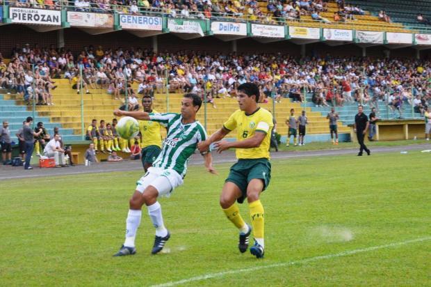 Ypiranga: primeiro objetivo é ficar na Primeira Divisão Edgar Vaz/Divulgação