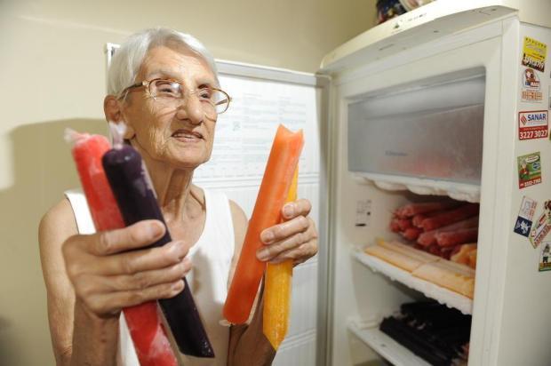 Um refresco neste verão: quanto custa a casquinha e o sacolé? Andréa Graiz/Agencia RBS
