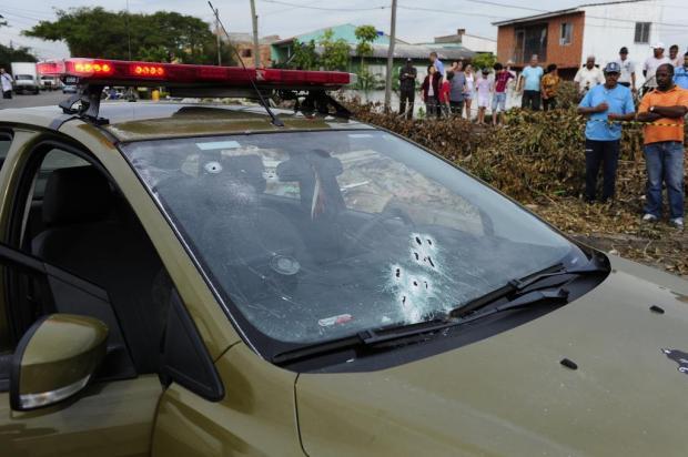 Tiroteio deixa dois mortos na zona norte da Capital Ronaldo Bernardi/Agencia RBS