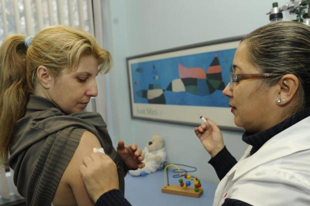 É hora de prevenção contra a gripe A Claudio Vaz/Agencia RBS