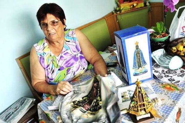 """""""Perdi meu marido"""", disse dona Beatriz antes de sumir em Santuário Marcelo Oliveira/Agencia RBS"""