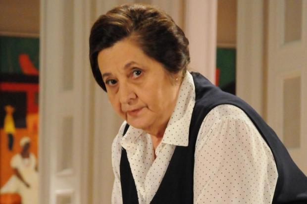 Morre a atriz Thelma Reston TV Globo/Divulgação