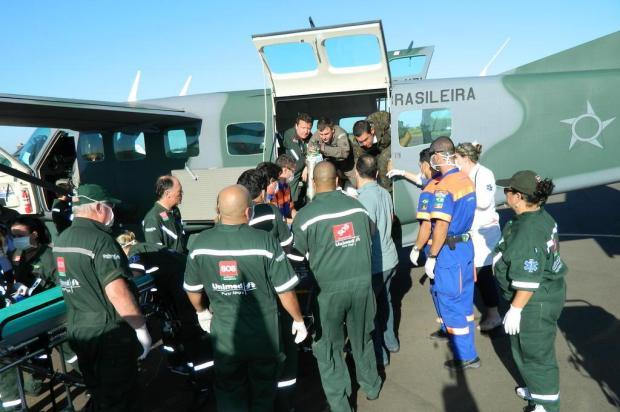 Cinco militares da Força Aérea Brasileira estão entre os mortos na tragédia em boate de Santa Maria Força Aérea Brasileira/Divulgação