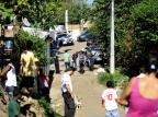 Jovem é encontrado morto no Bairro Bom Jesus, em Porto Alegre Lívia Stumpf/Agencia RBS