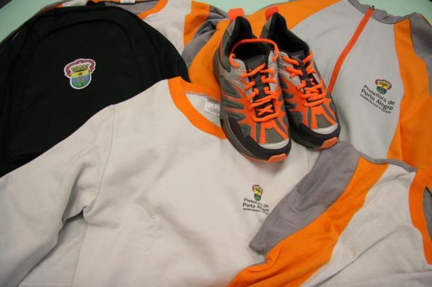 Alunos das escolas municipais de Porto Alegre ganharão uniformes Juliane Guez/Divulgação Prefeitura de Porto Alegre