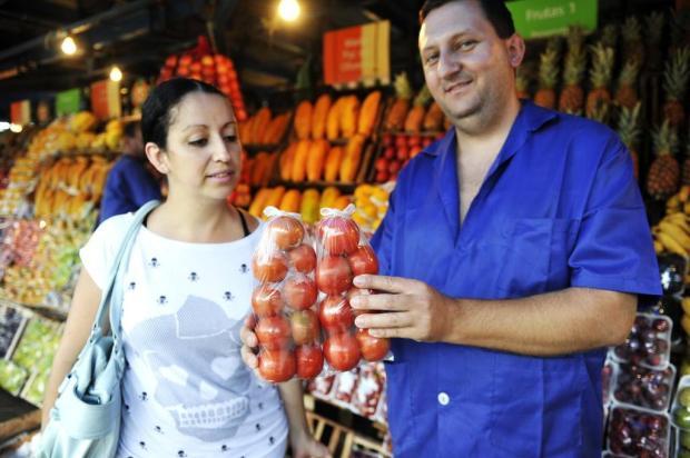 Valor do tomate está nas alturas Marcelo Oliveira/Agencia RBS