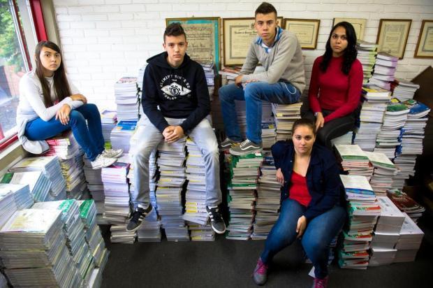 Falta de professores obriga escolas a dispensar alunos mais cedo em Porto Alegre Marcelo Oliveira/Agencia RBS