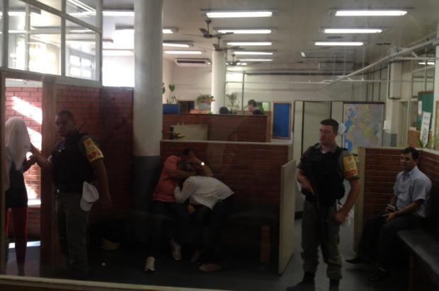Casal e mulher são detidos em Porto Alegre após negociarem bebê Carolina Argenti/Agência RBS