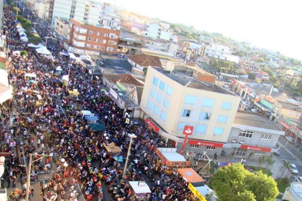 Tramandaí à espera de multidão no Mar & Moto Antonio Carlos Cassola/Divulgação