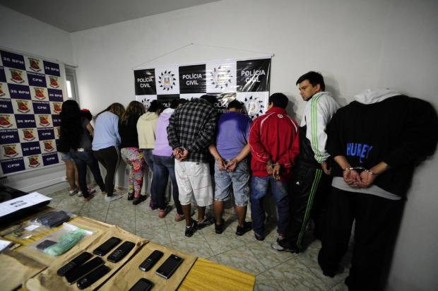 Guerra ao tráfico marca morte 400 Ronaldo Bernardi/Agencia RBS
