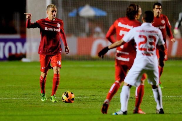 """D'Alessandro destaca sequência de vitórias: """"Estamos aprendendo a jogar fora de casa"""" Alexadre Lops,Inter/Divulgação"""