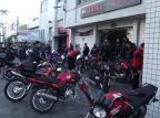 Motociclista roda quase 80km com um litro de gasolina Renato Gava/Divulgação