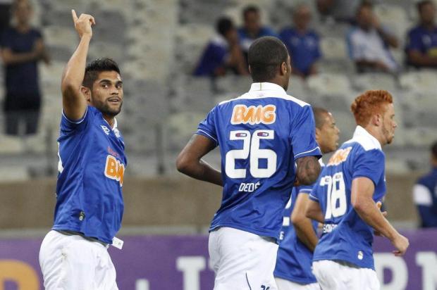 Grêmio deve tentar a contratação do atacante Luan Washington Alves/VIPCOMM
