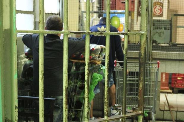 O esquema das cantinas piratas no Presídio Central Luiz Armando Vaz/Agencia RBS
