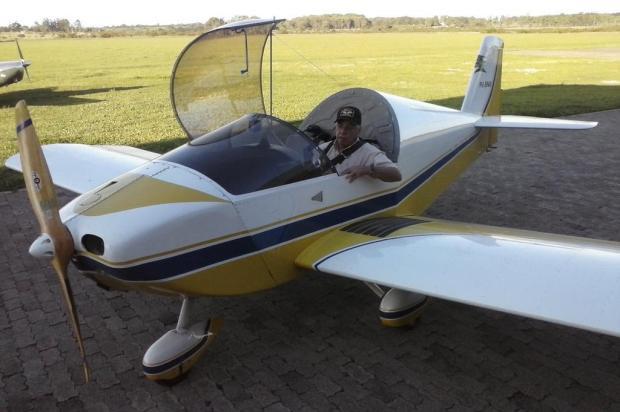Família de piloto morto em acidente tem tradição em voar Arquivo Pessoal/Arquivo Pessoal