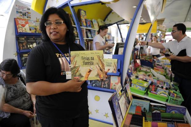 Bibliotecária dá dicas de como incentivar a leitura Marcelo Oliveira/Agencia RBS