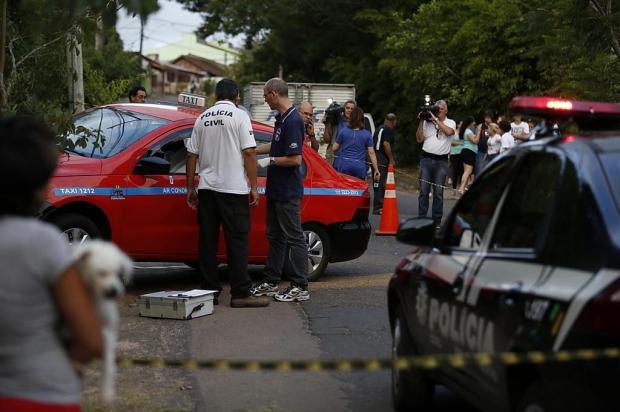 Taxista é morto a tiros após discussão no trânsito no Bairro Vila Nova Mateus Bruxel/Diario Gaucho
