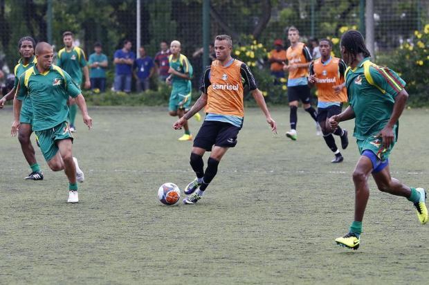 Quem é quem no sub-23 do Grêmio Mateus Bruxel/Agencia RBS