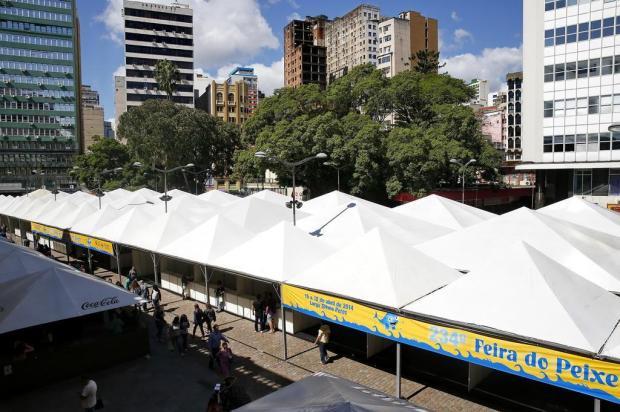 Feira do Peixe de Porto Alegre começa nesta terça-feira Mateus Bruxel/Agencia RBS