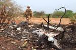 Divulgadas as primeiras imagens dos restos do avião da Air Algérie