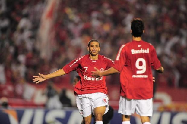 Nilmar e Taison são as últimas cartadas do Inter na janela de transferências  Mauro Vieira/Agencia RBS