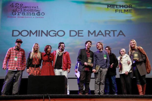 """""""Domingo de Marta"""" é o vencedor da Mostra Gaúcha em Gramado Cleiton Thiele,Pressphoto/Divulgação"""