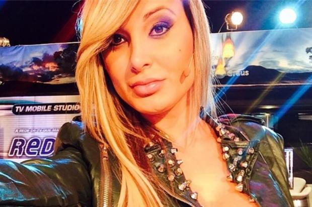 Andressa Urach está na UTI em estado grave após nova cirurgia Reprodução/Instagram