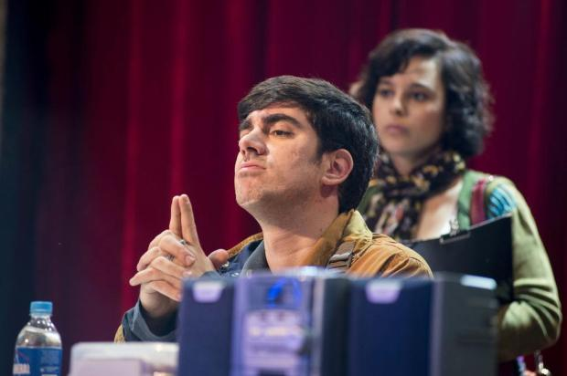 Marcelo Adnet: Ou a gente é Jean Wyllys ou é Bolsonaro   2015