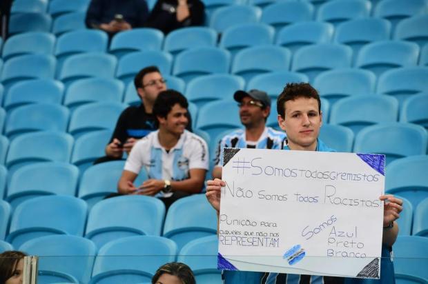 """Koff detona atitude da Geral: """"Que torcedor é este que vai ao estádio para prejudicar o clube?"""" Fernando Gomes/Agencia RBS"""