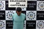 Suspeito de quatro homicídios na Zona Leste de Porto Alegre é preso no Bairro Partenon Divulgação/Polícia Civil