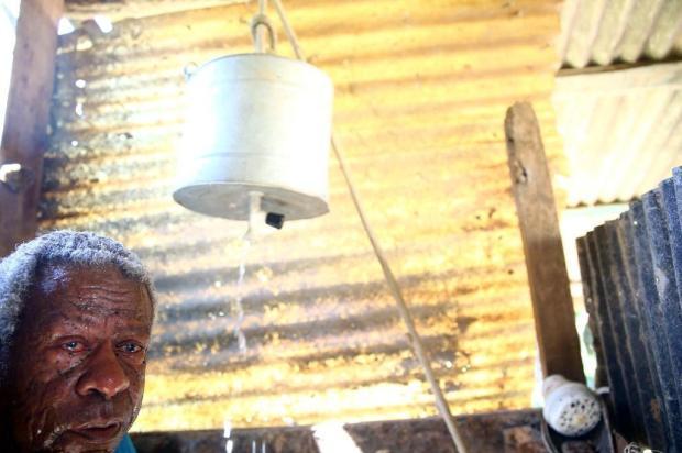 Quilombolas aguardam instalação de banheiros  Tadeu Vilani/Agencia RBS