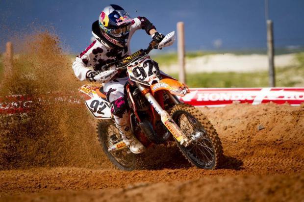 Estado será sede da sétima etapa do Brasileiro de Motocross Fábio Piva/Red Bull Content Pool