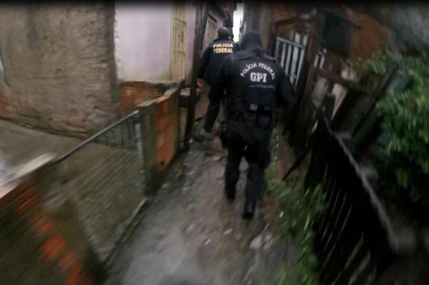 Cabeças da facção Bala na Cara estão presos Divulgação/Polícia Federal