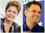 Ibope: Dilma tem 49% e Aécio, 41% dos votos totais Montagem sobre fotos de Marcos Fernandes e Ichiro Guerra/Divulgação