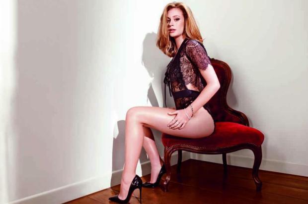 Confira cinco atrizes que cresceram nas telinhas e fizeram ensaios sensuais Revista GQ Brasil/Divulgação