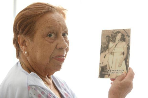 Depois de ter a perna esquerda amputada, Lourdes Rodrigues está na UTI Diego Vara/Agencia RBS