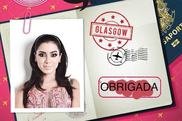 Anitta será representante brasileira em premiação de música na Europa instagram/Reprodução