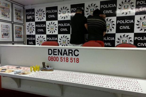 Jovens da classe alta vendiam droga mortal em casa noturna da Zona Norte divulgação/Denarc